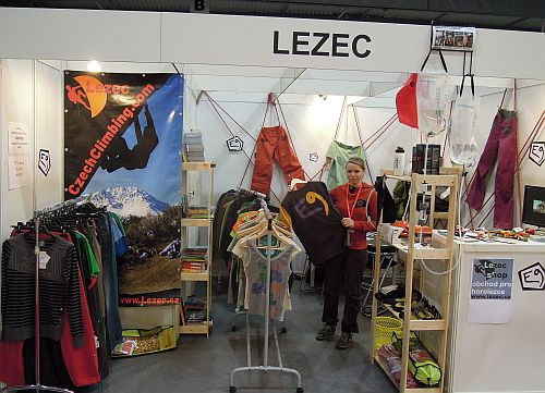 Stanek Lezec.cz na For Outdoor